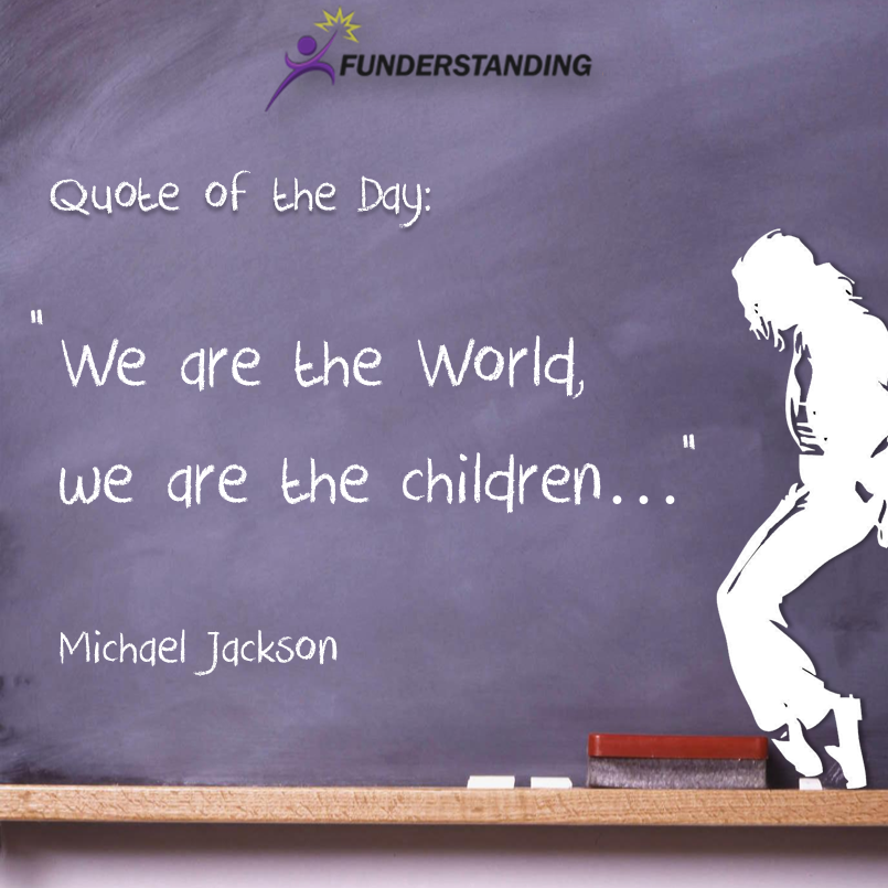 we are the world michael jackson letra: