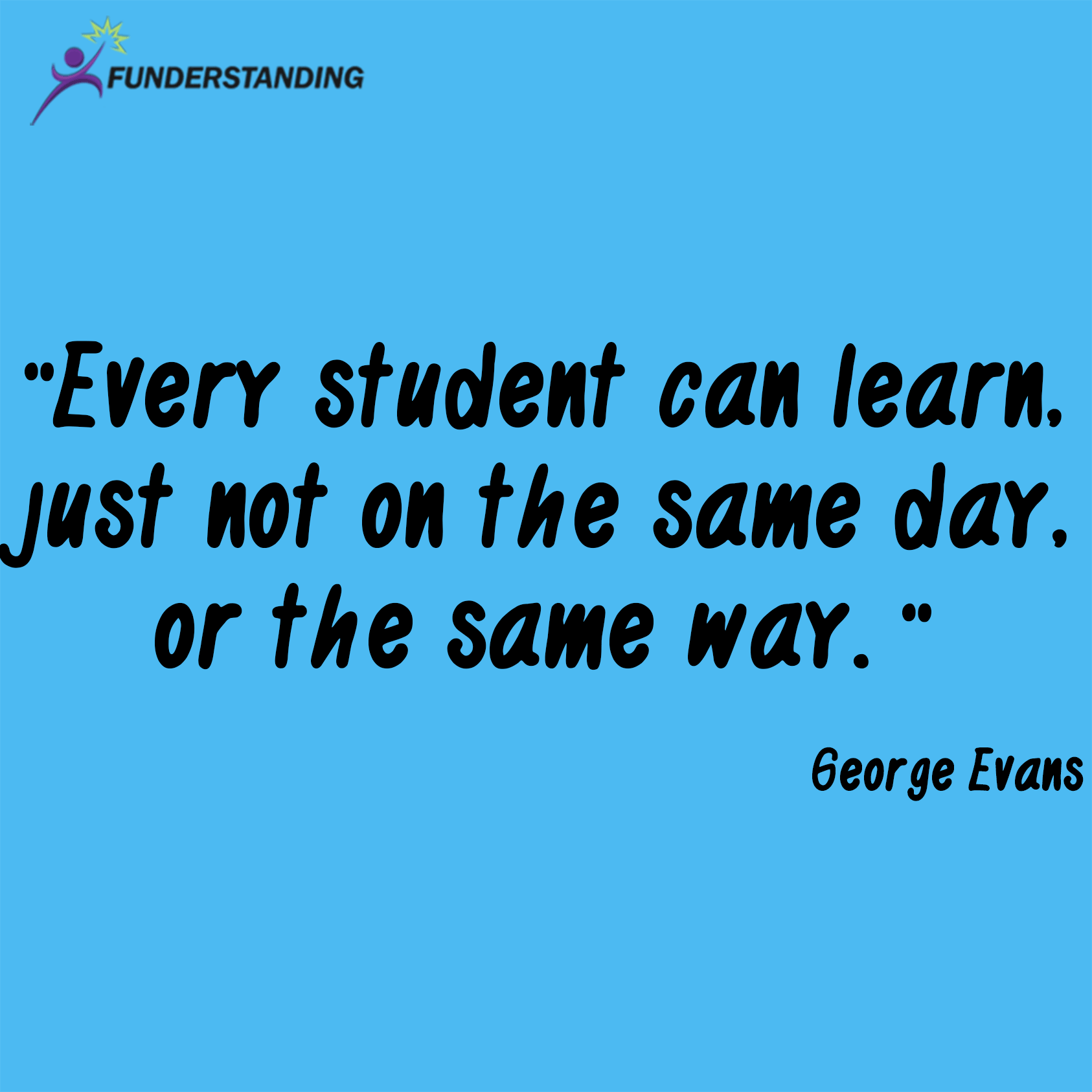 Educational Quotes Funderstanding Education Curriculum