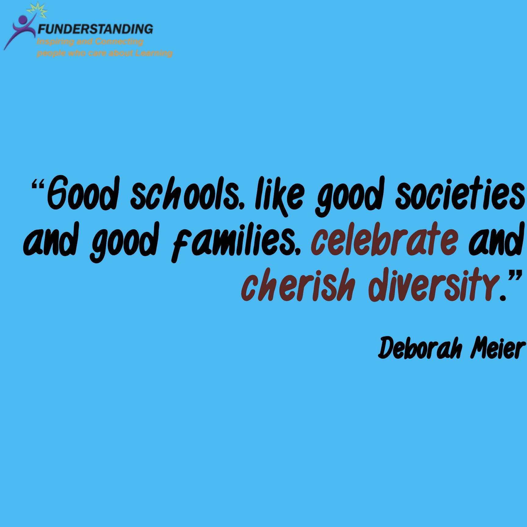 Quotes On Diversity Educational Quotes  Funderstanding Education Curriculum And